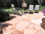 Flagstone patio Colorado Springs